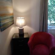 Pender Weekender bed and breakfast third bedroom - Accommodation on Pender Island